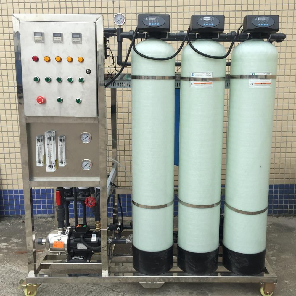 750LPH Water Treatment Purification Equipment Plant Ultrafiltration System