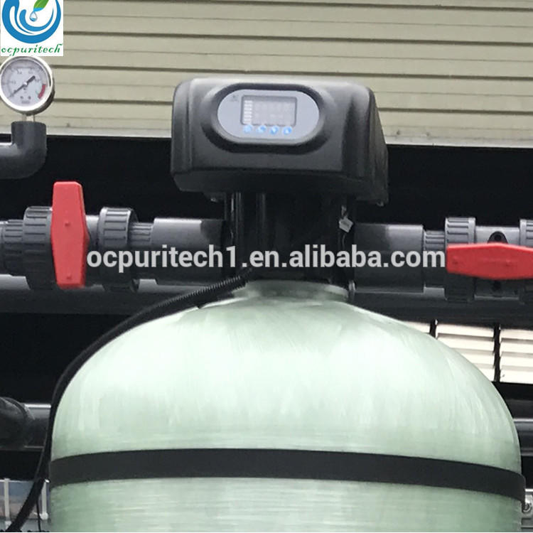 6T/H ultrafiltration ceramic membrane purifier water system