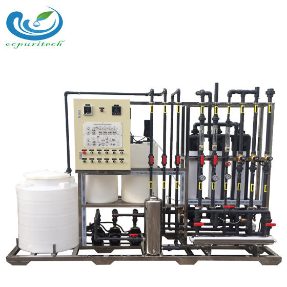 EnhancedPretreatment Type 3000LPH UF system good quality water purifier