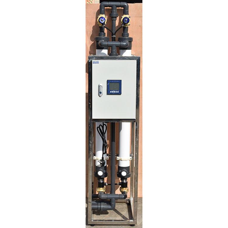 500LPH 4040 Ultrafiltration Filter uf membrane filter popular machine
