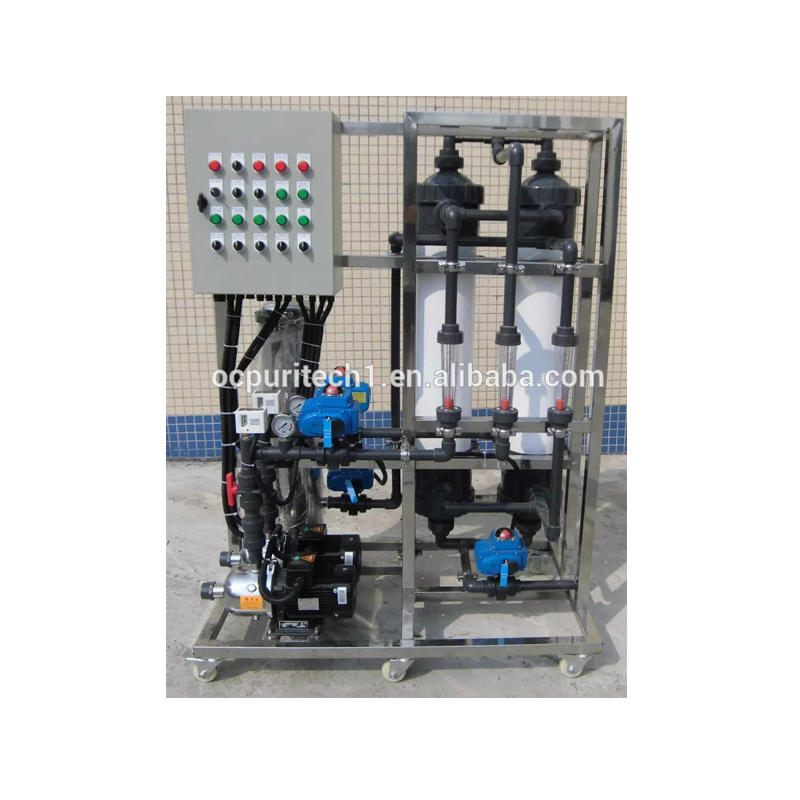 Competitive price 100T/D water purification plant (UF/Ultrafiltration)