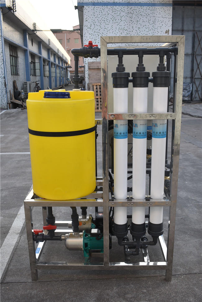 750LPH 4040 Ultrafiltration Filter uf membrane water filter