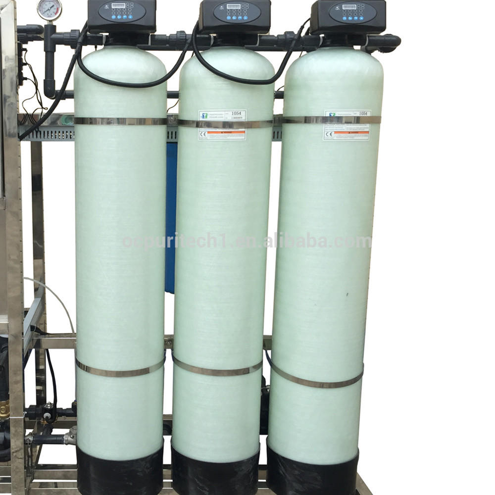 750lph Ultrafiltration treatment for River Water Demineralization ro water treatment