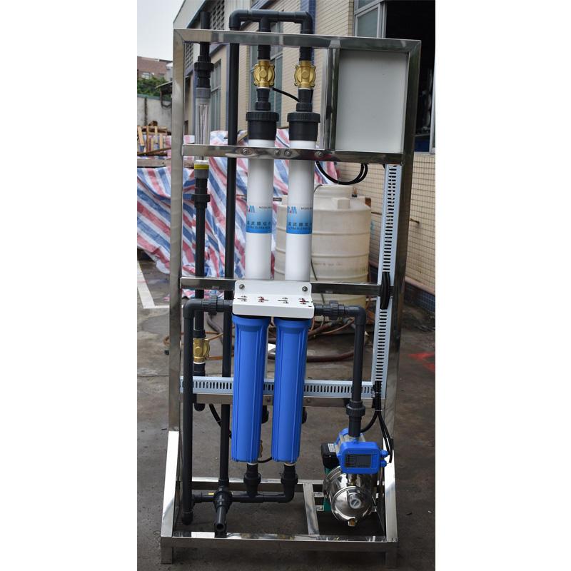 500 lph water treatmentuf filtration membrane filter system