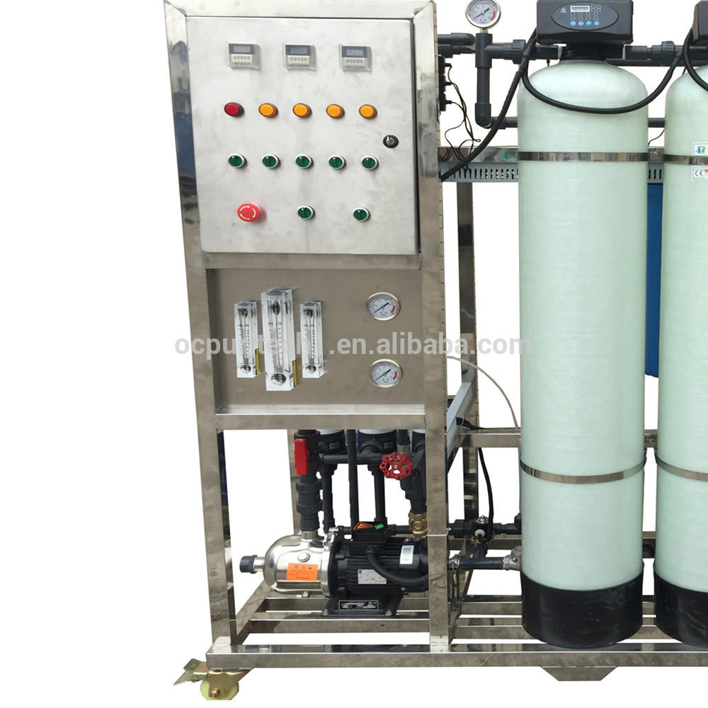 2018 New type 750LPH ultrafiltration membranes system for ultrafiltration equipment
