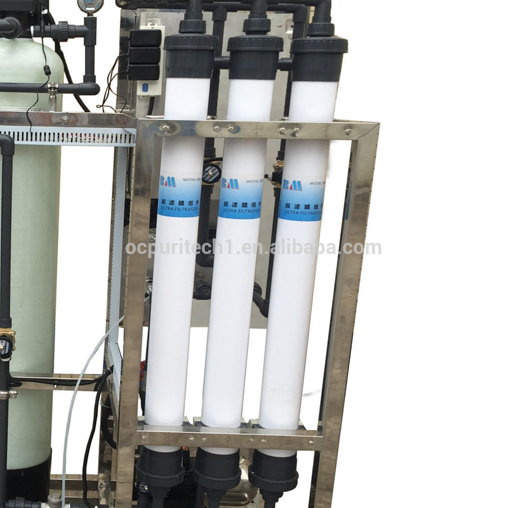 High quality 750LPH ultrafiltration system for milk/UF membrane plant/UF system