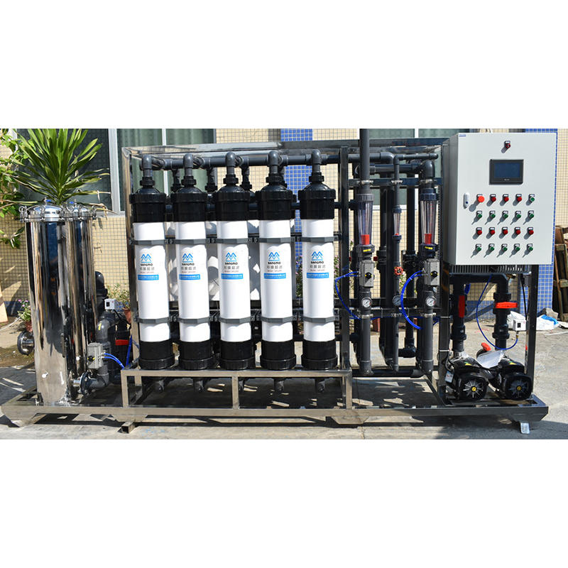 15TPH UF Membrane Ultrafiltration Filter System