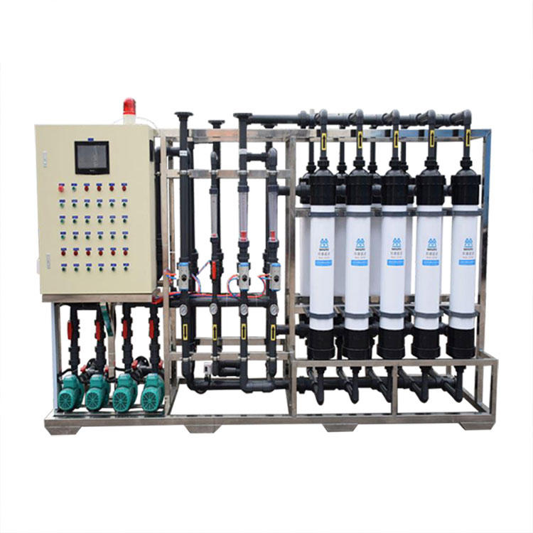 10000LPH Ultra Filtration Systems Water Purification Machines uf water purifier