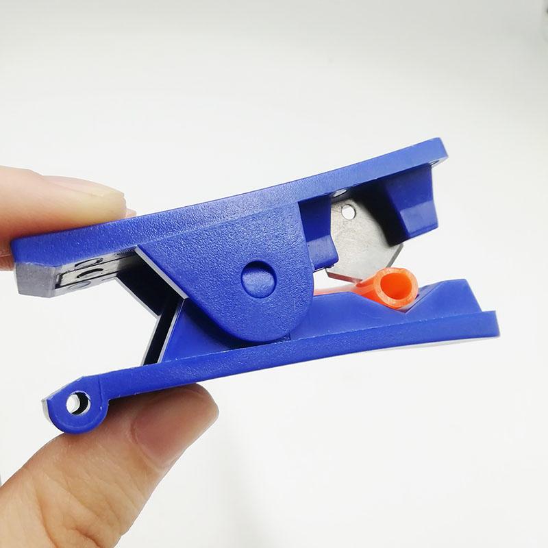 JTK-1 Pvc/PU/Nylon/Plastic/Tube pipe cutterair-pressure hose shears pipe cutter