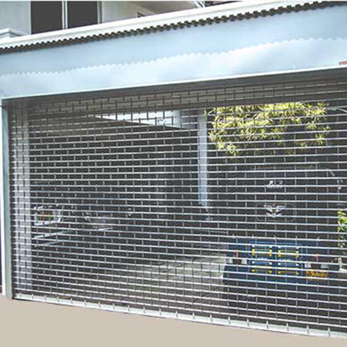 Free N95 Mask Steel main gate design stainless steel safety door grill design grill rolling shutter