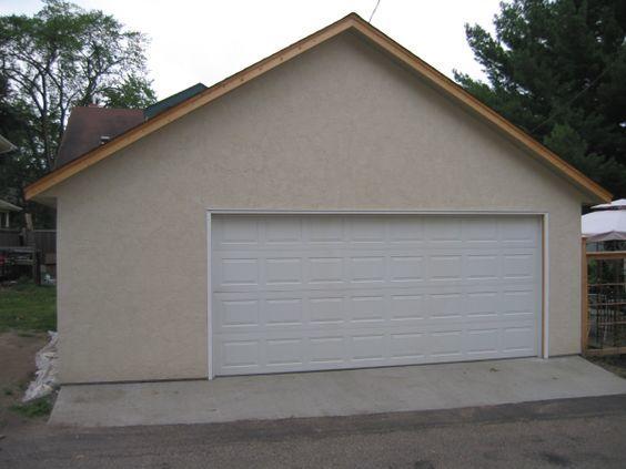 8x7 Modern Aluminum Car Garage Roll Up Door