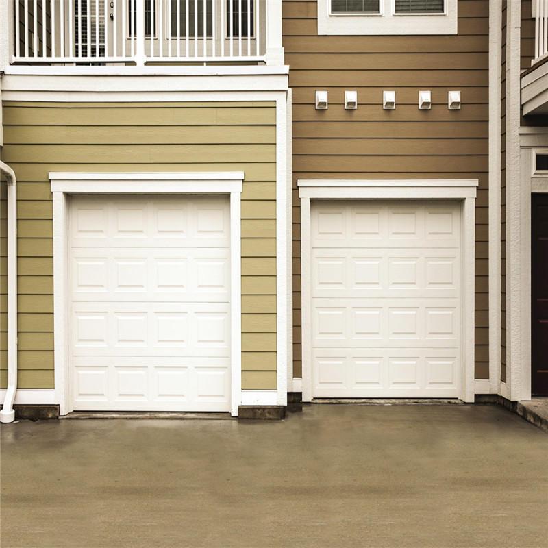 16'*7' garage door remote control garage door automatic overhead garage door