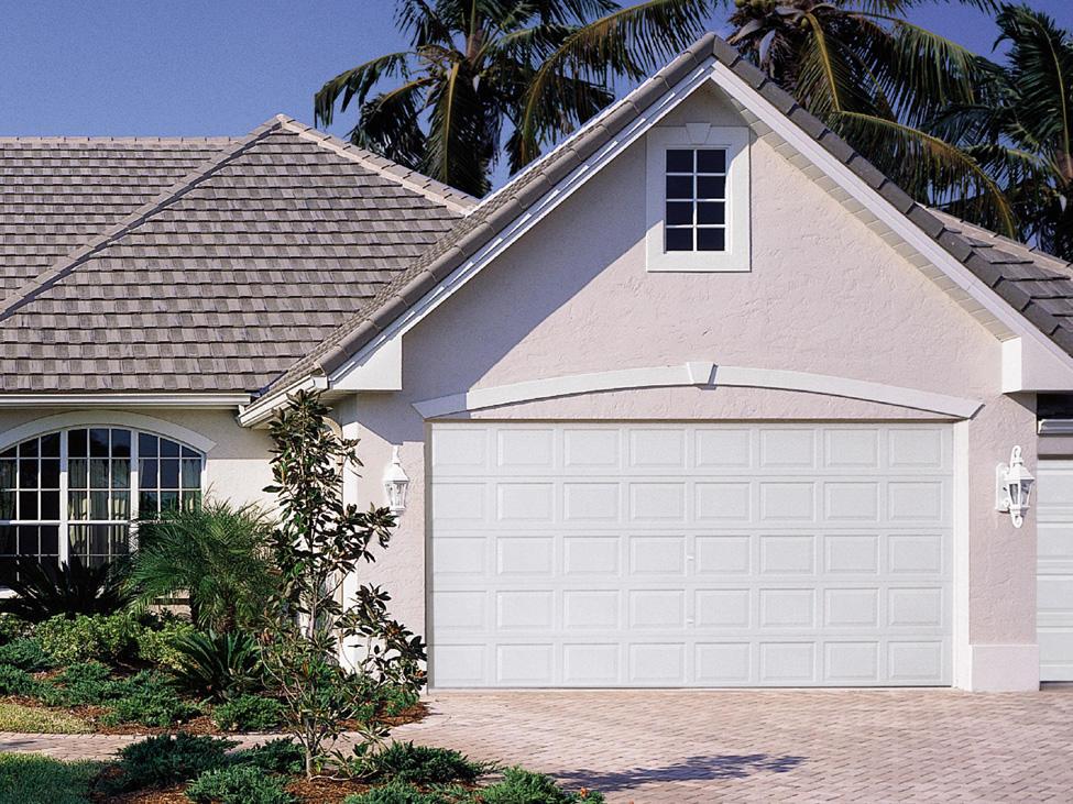 8*7 Roll Up Garage Door Automatic Overhead Garage Door