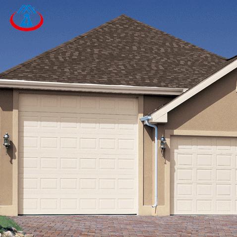 9*8 Electric High Quantity Insulated Garage Doors Automatic Sliding Garage Door