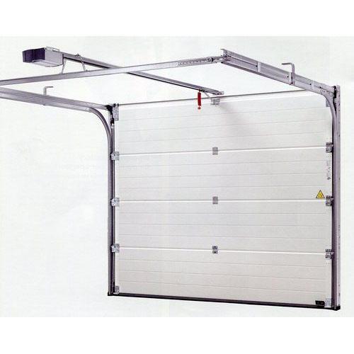 Aluminum Sectional Modern Standard Overhead Garage Door Manufacturer