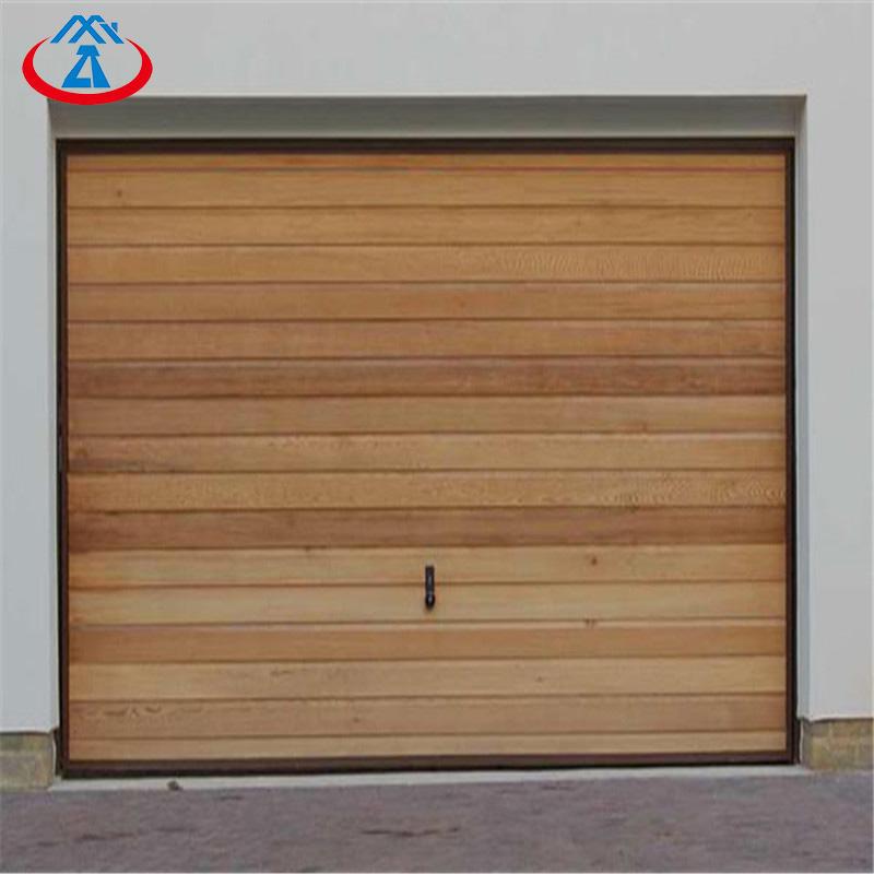 Modern Garage Door Double Garage Door Made Of Manufacturers