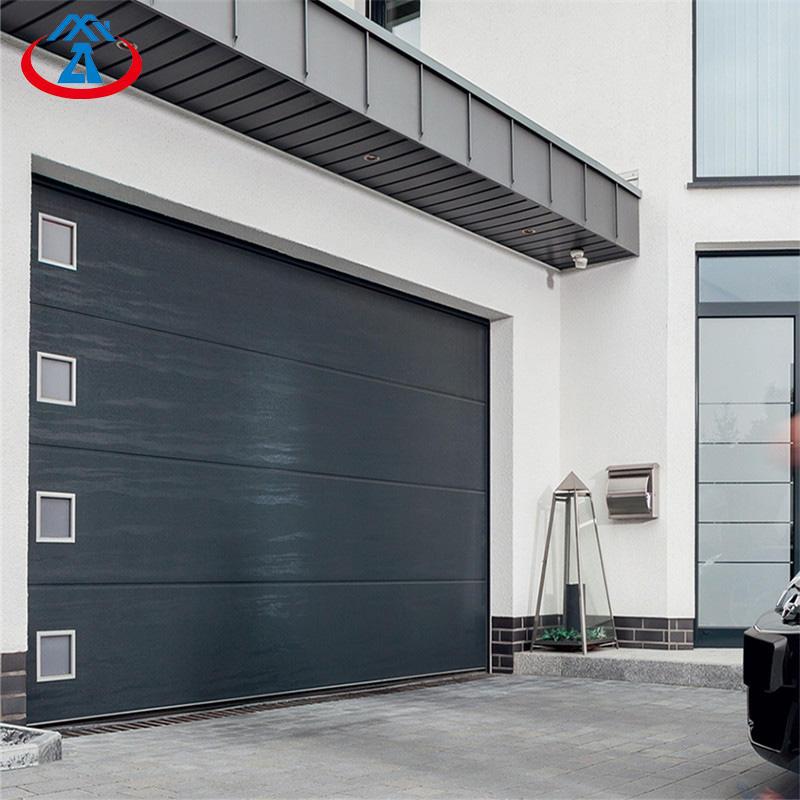 Sectional Garage Door Electric Garage Doors From Guangzhou