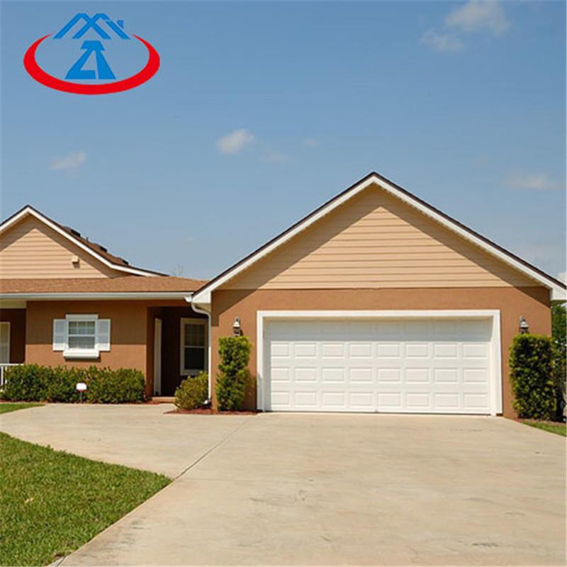 9*8 feet white automatic steel garage door automatic garage door garage door remote control