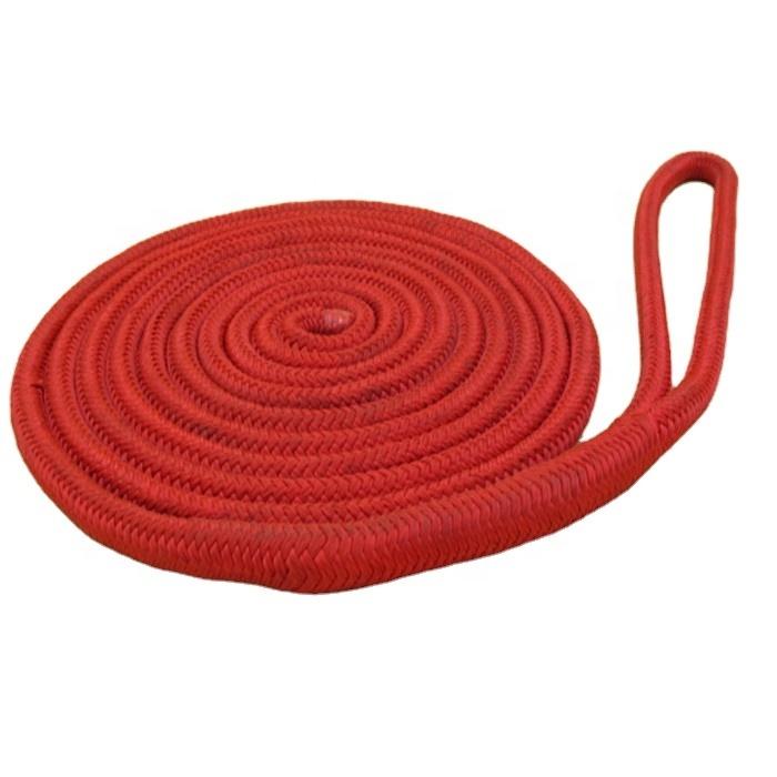Amazon hot saleboat rope dock line