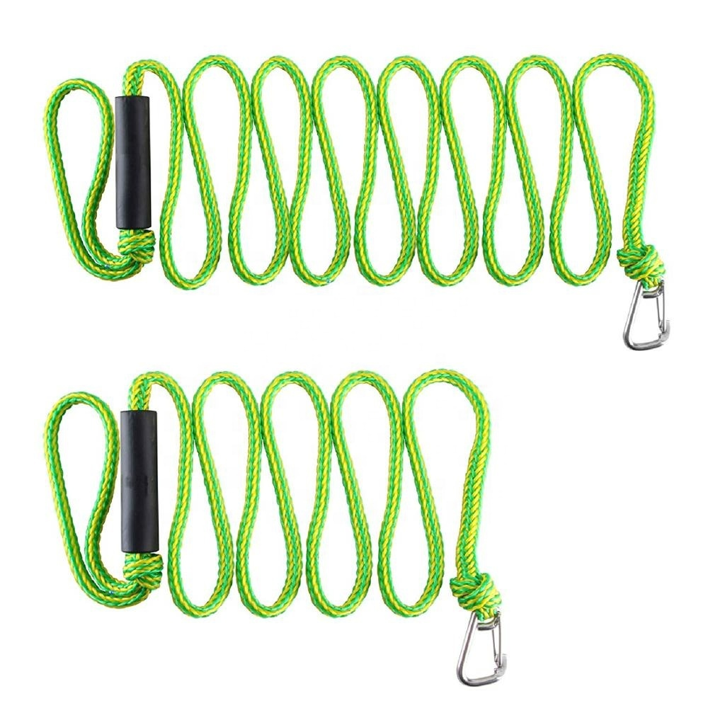 PWC Bungee Dock Line 4 ft dock line yacht braid rope