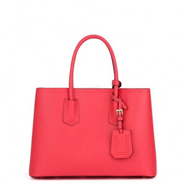 GF-X532 OEM Women's Saffiano Leather Tote Bag