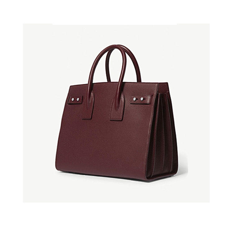 NEW Vintage OIL SKIN genuine Leather Big Casual Tote women bags High Quality Women's Handbags Shoulder Crossbody Messenger Bags