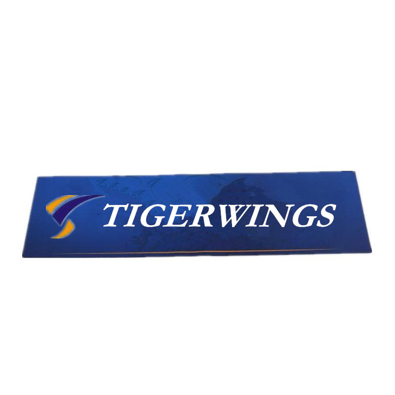 Tigerwings factory price branded non-toxic customized rubber bar mat beer runner supplier