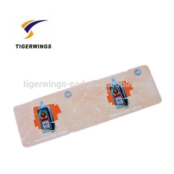 Soft PVC bar mat/logo bar mats
