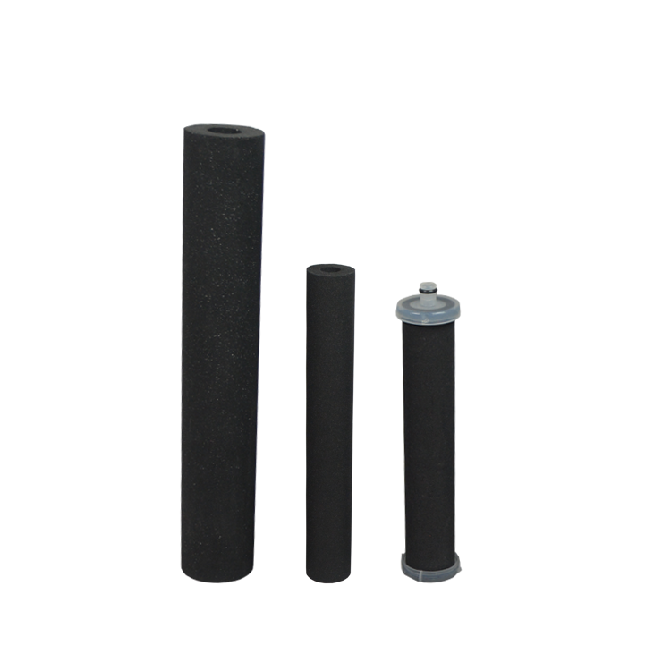 China Manufacturer 6 inch carbon filter with high quality
