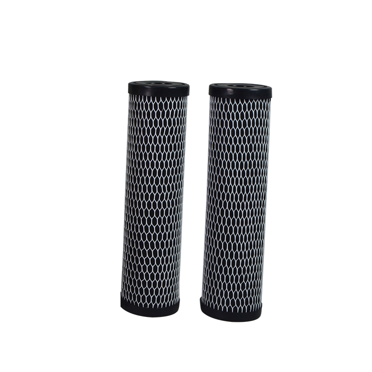 Factory price carbon filter block for household industrial water prefilter