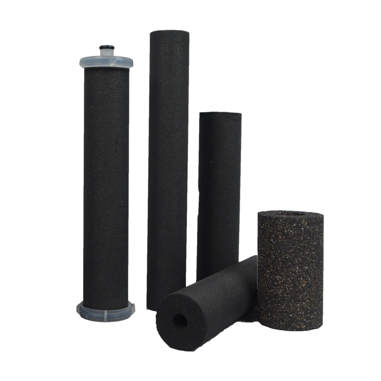 Chinese high quality small carbon filter plastic with Low Price