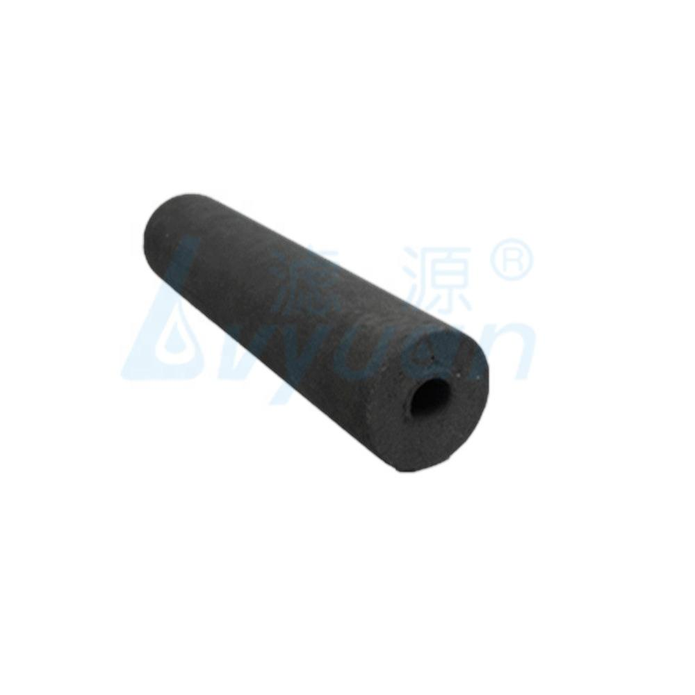 10 20 inch industrial carbon filter Activated carbon PP melt blown/Fiber filter cartridge for water treatment