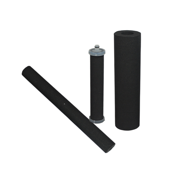 Replaceable post carbon filter for drinking water for Kitchen and Bathroom