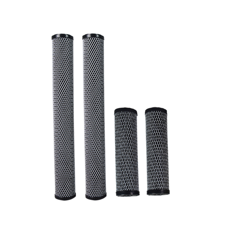 Universal water filter carbon block with Low Price