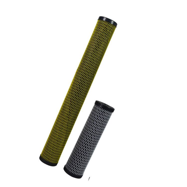 Chinese high quality filter carbon water ro carbon filter