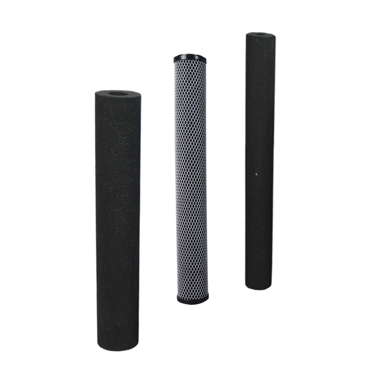 Best quality carbon filter cartridge 20 for oil refining industry