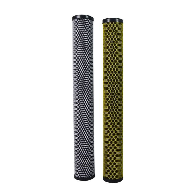 4 inch carbon filter water machine pp carbon filters
