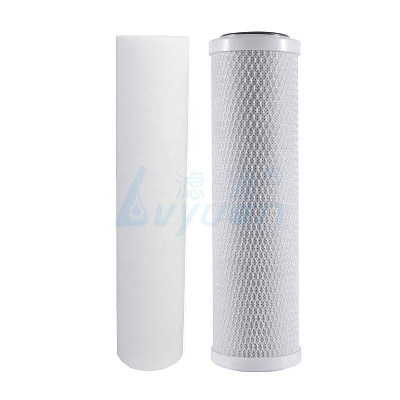 20 micron carbon activated water filters for ro water filter