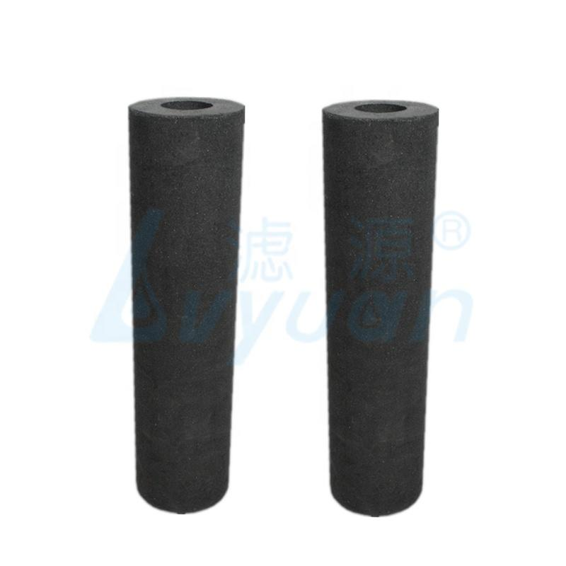 2 4 6 8 10 inch cto carbon block water filter cartridge activated carbon filter 5 10 25 micron