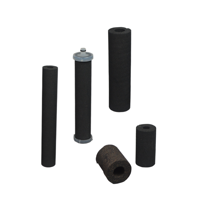 Replaceable/Replacement activated carbon filter material replacement