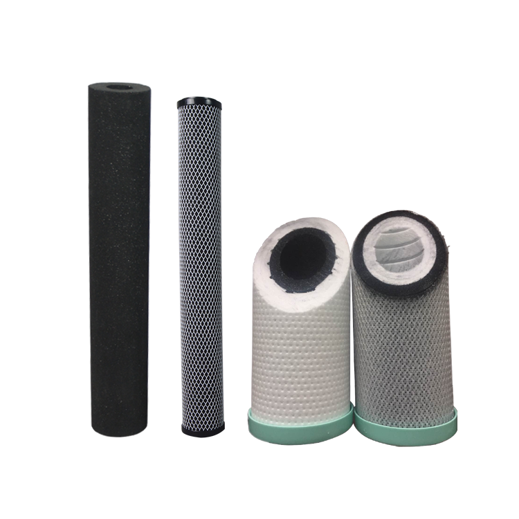 China Manufacturer pre carbon filter for Drinking Water Chlorine Removal