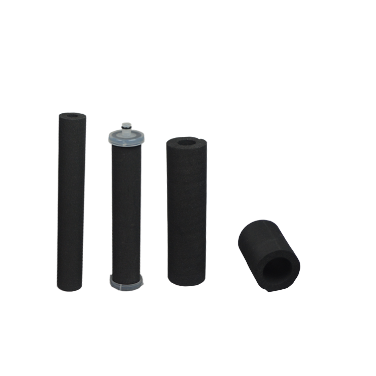High adsorption quality activated coconut sintered filter carbon water filter for replacement CTO water purifier Filter