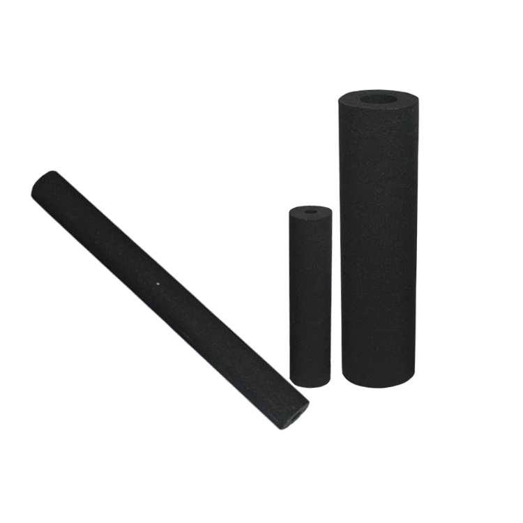 Refillable activated carbon water filter cartridge for Drinking Water Chlorine Removal