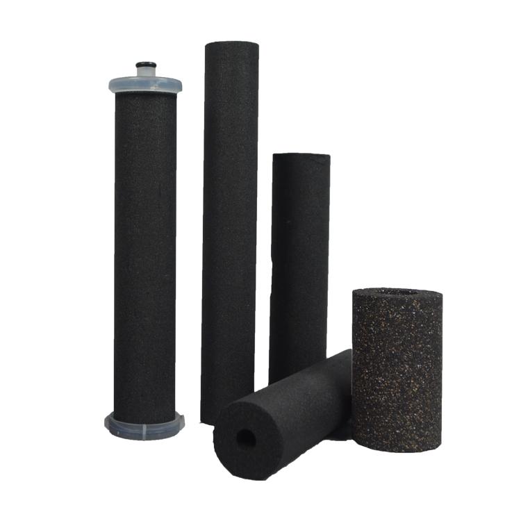 OEM Sintering cto Water Filter Cartridge Activated Carbon Block ACF Filter Cartridge