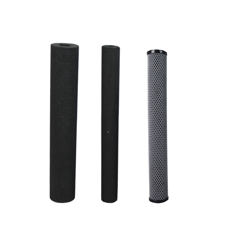 Hot Sale carbon water filter bottle filter for RO system
