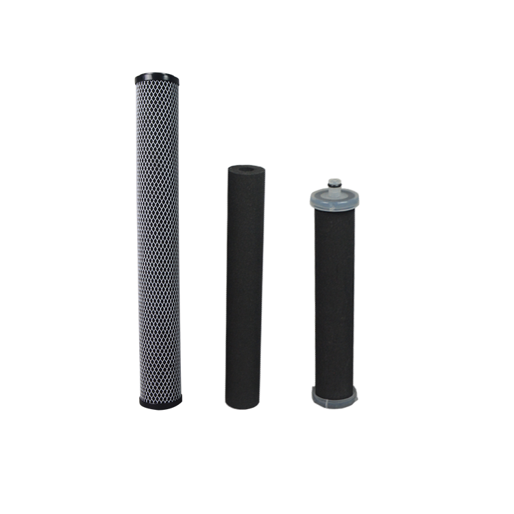Removal dust carbon filter sheets for Whole house water filters Replacement