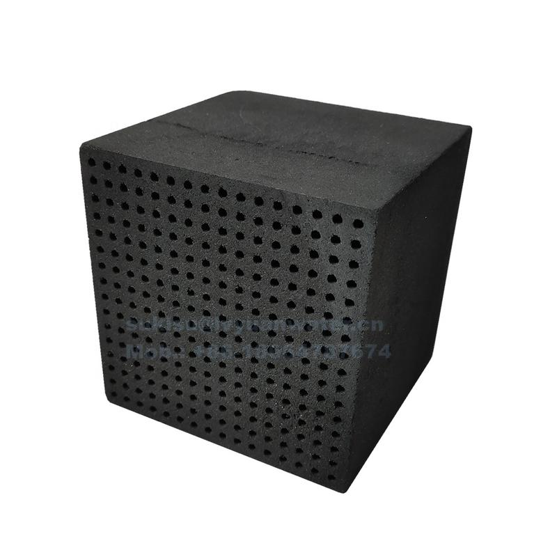 Factory Custom honeycomb activated carbon filter for Air Filtration