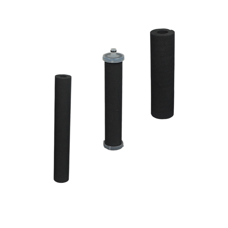 Customization sintered carbon filter Whole house water filters Replacement