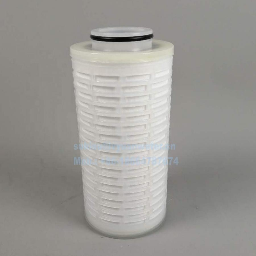 End ca/p 334 single oring 131mm diameter 10 inch Jumbo high flow activated carbon block water filter cartridge for cto filter