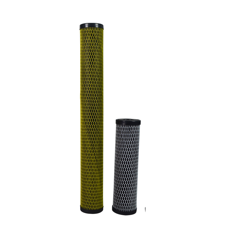 China supplier carbon block water filter for Industry Water Treatment